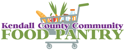 Kendall County Community Food Pantry Retina Logo